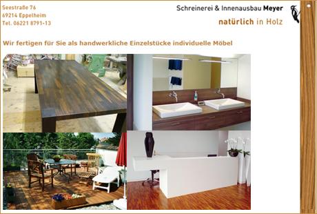 meyer christian m bel t ren parkett in eppelheim im das telefonbuch finden tel 06221. Black Bedroom Furniture Sets. Home Design Ideas