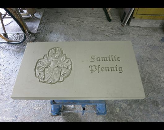 Kundenbild klein 4 die natursteinwerkstatt Grabmale · Steinmetzarbeiten