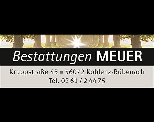 Kundenbild groß 1 A.F.J. Bestattungen Meuer Franz-Josef