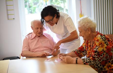 Kundenbild klein 3 Ambulante Pflege · Tagespflege Pflegeambulanz KT GmbH