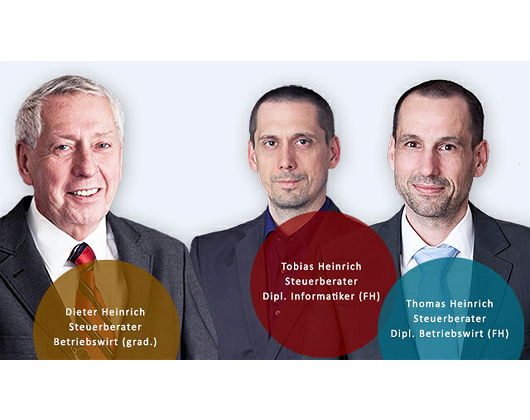 Kundenbild groß 1 Heinrich & Kollegen Steuerberater