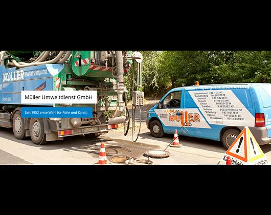 Kundenbild groß 1 Müller Umweltdienst GmbH
