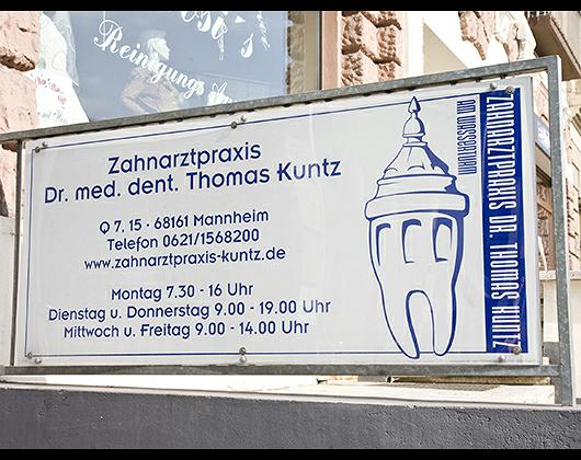 Kundenbild klein 1 Kuntz Thomas Dr.med.dent.