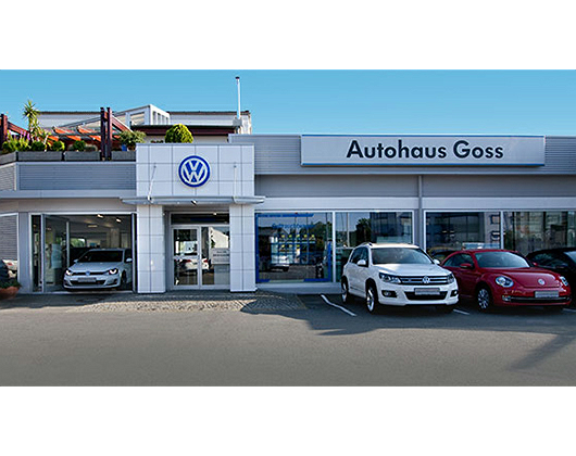 Kundenbild groß 1 Goss Autohaus
