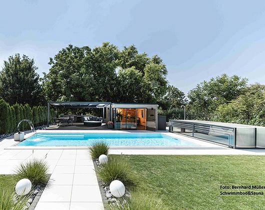 Kundenbild klein 10 Pool- & Saunabau Well Solutions GmbH