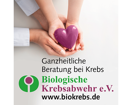 Kundenbild groß 1 Gesellschaft für Biologische Krebsabwehr e.V.