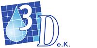 Kundenlogo 3 D e.K. Glas- u. Gebäudereinigung