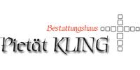 Kundenlogo Bestattung Kling Pietät