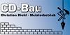 Kundenlogo von CD-Bau GmbH