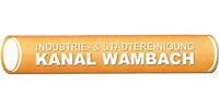 Kundenlogo Kanalreinigung Wambach GmbH