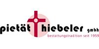 Kundenlogo Bestattungen Pietät Hiebeler