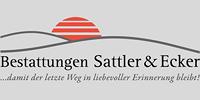 Kundenlogo Bestattungen Beerdigungen Sattler & Ecker