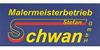 Kundenlogo von Malerbetrieb Schwan Stefan GmbH Malerbetrieb