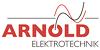 Kundenlogo von Arnold Elektrotechnik