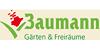 Kundenlogo von Baumann Gärten & Freiräume GmbH