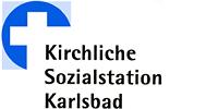 Kundenlogo Kirchliche Sozialstation Karlsbad e.V