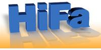 Kundenlogo HiFa GmbH Schlosserei