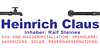 Kundenlogo von Claus, Heinrich Gas- u. Wasserinstallation