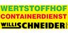 Kundenlogo von Abfall Container Wertstoff W. Schneider GmbH