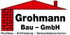 Kundenlogo von Grohmann Bau GmbH