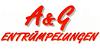 Kundenlogo von A&G Entrümpelungen Haushaltsauflösungen