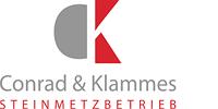 Kundenlogo Grabmale Conrad & Klammes
