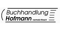 Kundenlogo Buchhandlung Hofmann