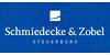 Kundenlogo von Schmiedecke Günter, Zobel Elmar Steuerberater