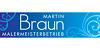 Kundenlogo von Braun Martin
