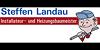 Kundenlogo von Heizung - Sanitär - Solar Gas - Wasser Kundendienst - Wartung Steffen Landau