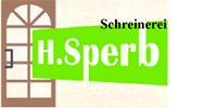 Kundenlogo SCHREINEREI SPERB