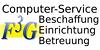 Kundenlogo von Computer-/Netzwerk-Support Vor-Ort-Service,  auch Linux F3G Computerlösungen GmbH