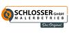 Kundenlogo von Maler Schlosser GmbH