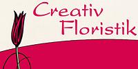 Kundenlogo Blumen - Creativ Floristik