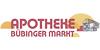 Kundenlogo von Apotheke BÜBINGER-MARKT