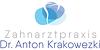 Kundenlogo von Krakowezki Anton Dr. med. dent. Zahnheilkunde