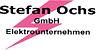 Kundenlogo von Ochs Stefan Elektrotechnik GmbH
