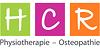 Kundenlogo von HCR Physiotherapie