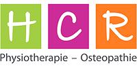 Kundenlogo HCR Physiotherapie