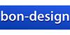 Kundenlogo von bon-design.com werbung + gestaltung