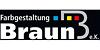 Kundenlogo von Farbgestaltung Braun e.K.