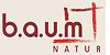 Kundenlogo von b.a.u.m-natur GmbH