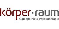 Kundenlogo körper:raum Praxis für Osteopathie & Physiotherapie