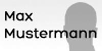 Kundenlogo Mustermann Max