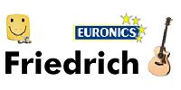 Kundenlogo Musikhaus Friedrich