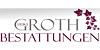 Kundenlogo von Bestatter Groth Heike