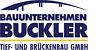 Kundenlogo von Bauunternehmen Buckler GmbH