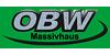 Kundenlogo von OBW Massivhaus GmbH & Co. KG