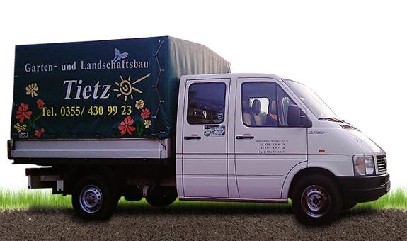 Garten- und Landschaftsbau Tietz
