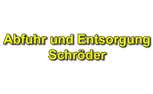 ABFUHR & ENTSORGUNG Ralf Schröder